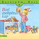 BORI ZSEBPÉNZT KAP - BARÁTNŐM, BORI - Ekönyv - LIANE SCHNEIDER - ANNETTE STEINHAUER