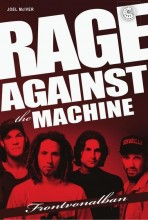 RAGE AGAINST THE MACHINE - FRONTVONALBAN - Ekönyv - MCIVER, JOEL
