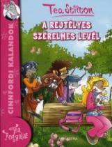A REJTÉLYES SZERELMES LEVÉL - Ekönyv - STILTON, TEA