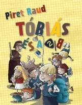 TÓBIÁS ÉS A 2/B - Ekönyv - RAUD, PIRET