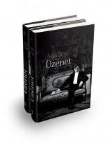 ÜZENET - ELSŐ RÉSZ (I. ÉS II. KÖTET EGYBEN!) - Ekönyv - VÁSÁRY TAMÁS