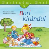 BORI KIRÁNDUL - BARÁTNŐM, BORI - Ekönyv - LIANE SCHNEIDER
