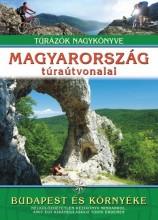 MAGYARORSZÁG TÚRAÚTVONALAI - BUDAPEST ÉS KÖRNYÉKE - Ekönyv - DR. NAGY BALÁZS