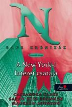 A NEW YORK-I INTÉZET CSATÁJA - FŰZÖTT - BANE KRÓNIKÁK 9. - Ekönyv - CLARE, CASSANDRA-BRENNAN, SARAH REES