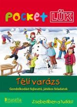 TÉLI VARÁZS - POCKET LÜK+ALAPLAP - Ekönyv - LDI908/A
