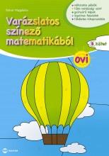 VARÁZSLATOS SZÍNEZŐ MATEMATIKÁBÓL - OVI - B KÖTET - Ekönyv - DOHAR MAGDOLNA