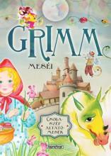 Csodaszép altatómesék - Grimm meséi (Új, Jav. Kiadás) - Ekönyv - NAPRAFORGÓ KÖNYVKIADÓ