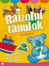 RAJZOLNI TANULOK A KUTYUSSAL - Ekönyv - AKSJOMAT KIADÓ KFT.