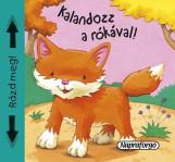 Sípoló könyvek Kalandozz a rókával! - Ekönyv - NAPRAFORGÓ KÖNYVKIADÓ