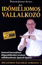 AZ IDŐMILLIOMOS VÁLLALKOZÓ - Ekönyv - PONGOR-JUHÁSZ ATTILA