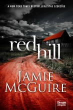 RED HILL - KÖTÖTT - Ekönyv - MCGUIRE, JAMIE