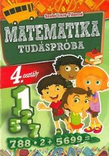 MATEMATIKA - TUDÁSPRÓBA 4. OSZTÁLY - Ekönyv - SZALAY KÖNYVKIADÓ ÉS KERESKED?HÁZ KFT.