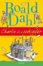 CHARLIE ÉS A CSOKIGYÁR - Ekönyv - DAHL, ROALD