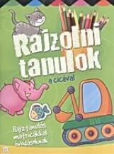 RAJZOLNI TANULOK A CICÁVAL - Ekönyv - AKSJOMAT KIADÓ KFT.