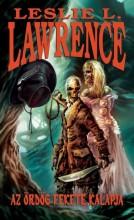 AZ ÖRDÖG FEKETE KALAPJA - Ekönyv - LAWRENCE, LESLIE L.