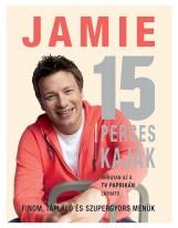 JAMIE 15 PERCES KAJÁK - Ekönyv - OLIVER, JAMIE