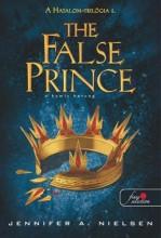 THE FALS PRINCE - A HAMIS HERCEG - FŰZÖTT - Ekönyv - NIELSEN, JENNIFER A.