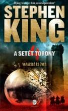 VARÁZSLÓ ÉS ÜVEG - A SETÉT TORONY 4. (ÚJ!) - Ebook - KING, STEPHEN