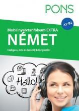 PONS MOBIL NYELVTANFOLYAM - NÉMET EXTRA (KÖNYV + CD) - Ekönyv - KLETT KIADÓ