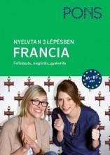 NYELVTAN 3 LÉPÉSBEN - FRANCIA (PONS) - Ekönyv - KLETT KIADÓ