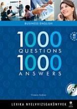 1000 QUESTIONS 1000 ANSWERS - BUSINESS ENGLISH - 2., BŐVÍTETT KIADÁS!!+CD! - Ebook - LX-0124 VICZENA ANDREA - SZŐKE ANDREA