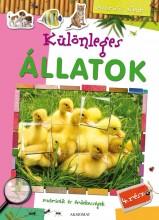 KÜLÖNLEGES ÁLLATOK 4. RÉSZ - MATRICÁS ALBUM - Ekönyv - AKSJOMAT KIADÓ KFT.