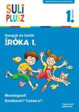 HANGOK ÉS BETŰK - ÍRÓKA 1. SULI PLUSZ - Ekönyv - BOZSIK ROZÁLIA