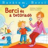BERCI ÉS A TETŰRIADÓ - BARÁTOM, BERCI - Ekönyv - TIELMENN, CHRISTIAN-KRAUSHAAR, SABINE