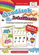 ÓVODÁSOK ÍRÁSFÜZETE - Ekönyv - DEÁKNÉ B. KATALIN