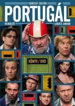 PORTUGÁL - KÖNYV+DVD - - Ekönyv - EGRESSY ZOLTÁN, LUKÁTS ANDOR