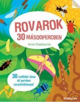 ROVAROK 30 MÁSODPERCBEN - Ekönyv - CLAYBOURNE, ANNA