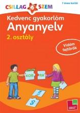 KEDVENC GYAKORLÓM - ANYANYELV 2. OSZTÁLY - Ekönyv - TESSLOFF ÉS BABILON KIADÓI KFT.