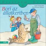 BORI AZ ÁLLATKERTBEN - BARÁTNŐM, BORI - Ekönyv - SCHNEIDER, LIANE - WENZEL-BÜRGER, EVA