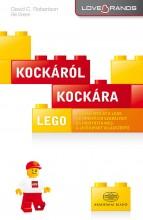 KOCKÁRÓL KOCKÁRA - LEGO - Ekönyv - ROBERTSON, DAVID C.-BREEN, BILL