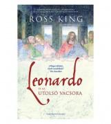 LEONARDO ÉS AZ UTOLSÓ VACSORA - Ekönyv - KING, ROSS