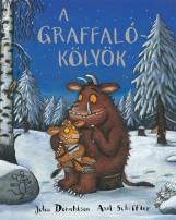 A GRAFFALÓKÖLYÖK - Ekönyv - DONALDSON, JULIA-SCHEFFLER, AXEL