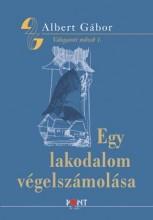 EGY LAKODALOM VÉGELSZÁMOLÁSA - Ekönyv - ALBERT GÁBOR