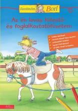 AZ ÉN LOVAS KIFESTŐ- ÉS FOGLALKOZTATÓFÜZETEM - BARÁTNŐM BORI - Ekönyv - MANÓ KÖNYVEK