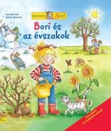 BORI ÉS AZ ÉVSZAKOK - BARÁTNŐM, BORI - Ekönyv - SCHNEIDER, LIANE-STEINHAUER, ANETTE
