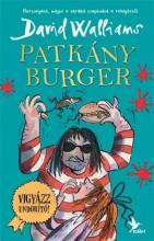 PATKÁNYBURGER - Ebook - WILLIAMS, DAVID