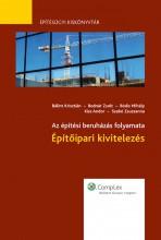 Építőipari kivitelezés - Ekönyv - Szabó Zsuzsanna