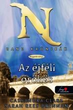 AZ ÉJFÉLI ÖRÖKÖS - FŰZÖTT - BANE KRÓNIKÁK 4. - Ekönyv - CLARE, CASSANDRA & BRENNAN, SARAH REES &