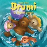 BRUMI A BALATONON (ÚJ BORÍTÓ, 2014) - Ekönyv - BODÓ BÉLA