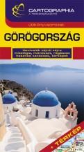 GÖRÖGORSZÁG - CART. ÚTIKÖNYV (+TÉRKÉP) - Ekönyv - CARTOGRAPHIA KFT.