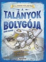 A talányok bolygója - Kalandos küldetés - Ekönyv - GLOVER, DAVID
