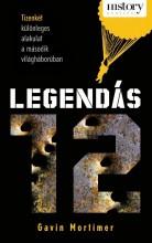 LEGENDÁS 12 - HISTORY KÖNYVEK - - Ekönyv - MORTIMER, GAVIN