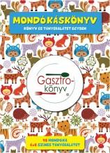 MONDÓKÁSKÖNYV - KÖNYV ÉS TÁNYÉRALÁTÉT EGYBEN - GASZTROKÖNYV - Ebook - VENTUS LIBRO KIADÓ