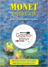 MONET - TAVIRÓZSÁK - KÖNYV ÉS TÁNYÉRALÁTÉT EGYBEN - Ekönyv - MONET
