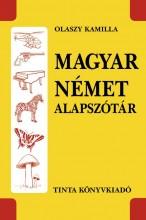 MAGYAR-NÉMET ALAPSZÓTÁR - Ekönyv - OLASZY KAMILLA