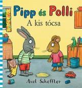 PIPP ÉS POLLI - A KIS TÓCSA - Ekönyv - SCHEFFLER, AXEL